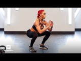 Monster Monday At-Home HIIT Workout FYR Hannah Eden's 30 Day Fitness Plan by RSP