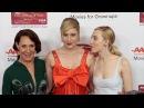 Saoirse Ronan Greta Gerwig Laurie Metcalf 2018 AARP's Movies For Grownups Awards