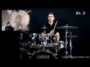 Bossa-Nova Beat On Drums