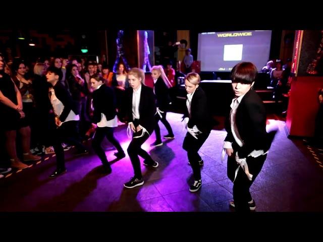 WORLDWIDE. JBJ (Just Be Joyful) - Fantasy. K-POP COVER BATTLE KRASNODAR.