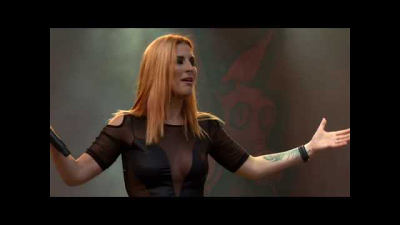 Delain ft. Marco Hietala - The Gathering - Masters of Rock 2017 DVD