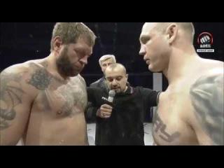 Александр Емельяненко - Шимон Байор, полный бой 04.03.2018