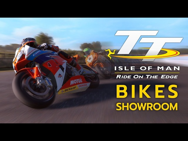 PS4\XBO - TT Isle of Man (Tourist Trophy Isle of Man)