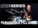 Play Better Drums: Paradiddle Fill Ideas - Part 1