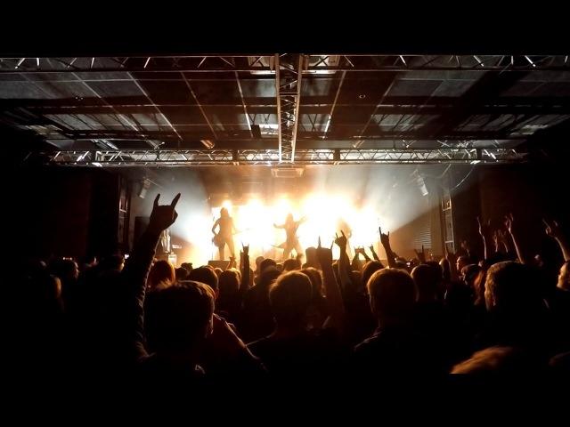 Slice of Sorrow Altar of Pleasure Live in Saint Petersburg support Cradle of Filth 08 03 2018