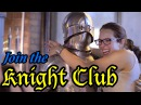We Sent A Guy Dressed As A Knight On A Mission To Try And Get Into Clubs