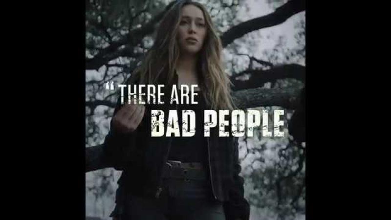 FTWD Season 4 Teaser Alicia Clark