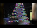 How to make your own Amazing christmas tree ~ navidad arbol