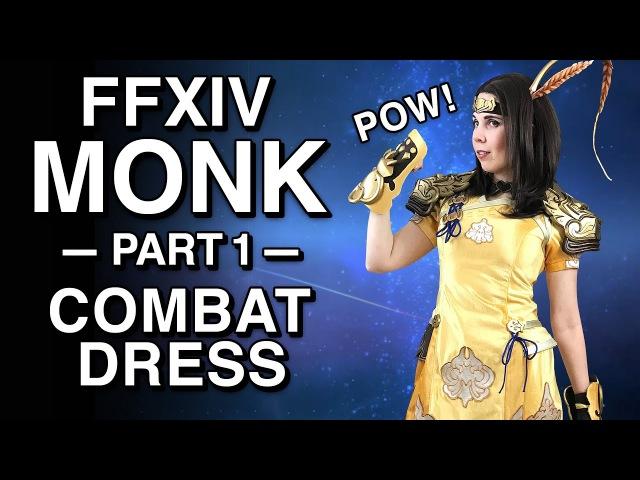 Dress, Pants Shoes - FFXIV Monk - Part 1