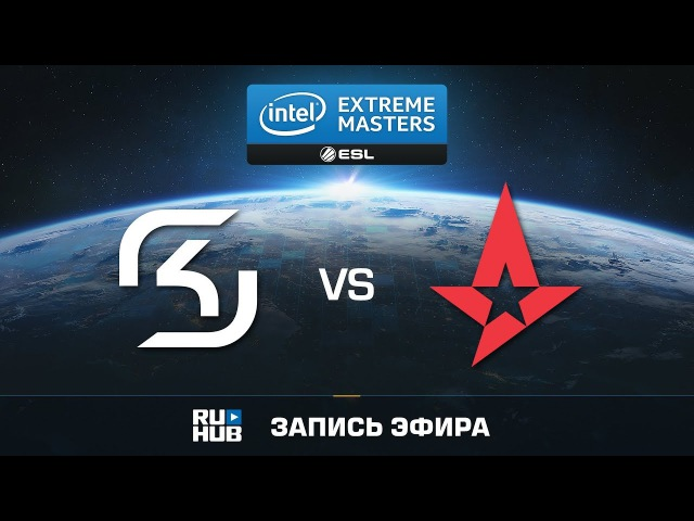 SK Gaming vs Astralis - IEM Oakland 2017 - de_overpass [Enkanis, yXo]