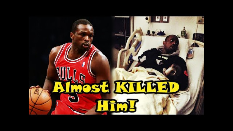 How The Chicago Bulls Nearly KILLED Luol Deng