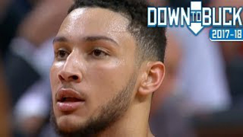 Ben Simmons 18 Points/8 Assists/2 Jumpshots Full Highlights (10/21/2017)
