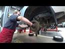 Тойота Центр Люберцы LC 150 обслуживание тормозных механизмов