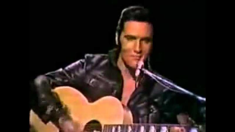 Elvis Presley-Thats All Right Mamma`68