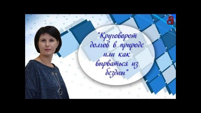 Круговорот долгов в природе или как вырваться из замкнутого круга от Анны Игнатьевой