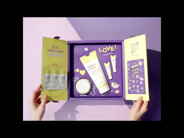 Holika Holika Good Cera Super Ceramide Deep Moisture Limited Set
