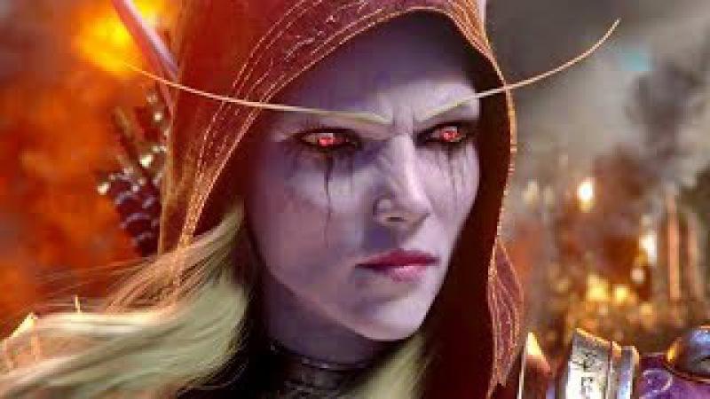 БИТВА ЗА АЗЕРОТ | Трейлер русский (BlizzCon 2017) | Игра World of Warcraft