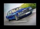 1982 Mercedes Benz W123 Build Project