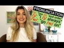 Connected Speech: Intrusion (Part 3) | Pronunciation | Eng