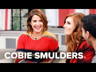 Cobie Smulders Dishes on Tom Cruise | The Goods