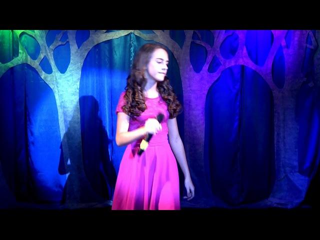 песня Падаем и взлетаем! - исполняют Полина Алёхина и Ольга Сергеевна