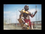 Creating the Doomfist Cosplay for Blizzard &amp Overwatch