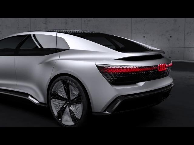 Безупречное будущее | Audi Aicon