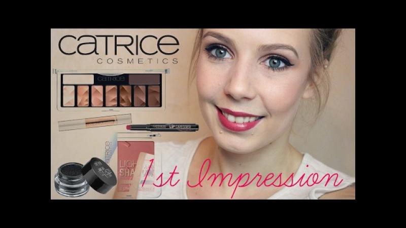 1st IMPRESSION | CATRICE Neuheiten