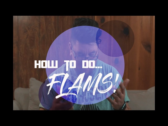 How to do Flams on Congas