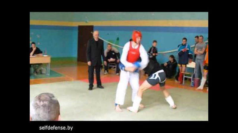Первенство по УШУ-САНЬДА. г. Новополоцк, 2012 г.
