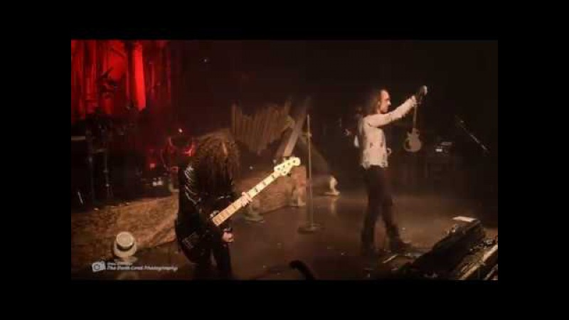 Moonspell Evento Live Santana 27