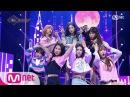 DIA - Good Night KPOP TV Show M COUNTDOWN 171019 EP.545