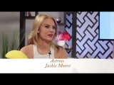 Jackie Moore Shares Her Best Pick Up Line &amp New Film Pernicious