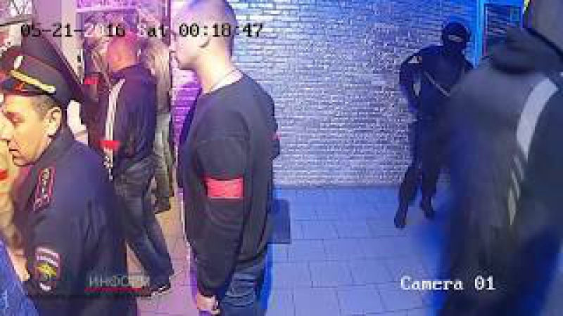 Special Forces FSKN and OMON: Search in the club Butterfly in Sevastopol