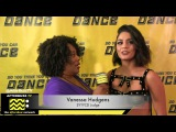 Vanessa Hudgens talks about the first SYTYCD elimination