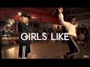 Tinie Tempah Girls Like ft Zara Larsson Choreography by Eden Shabtai Filmed by @TimMilgram