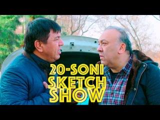 Sketch SHOW 20-soni (Mirzabek Xolmedov, Zokir Ochildiyev, Shukurullo Isroilov, Abror Baxtyarovich)