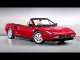 Ferrari Mondial T Cabriolet UK spec