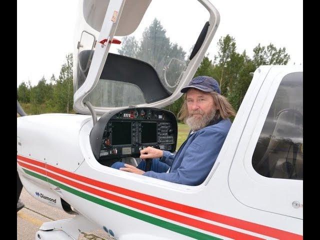 Федор Конюхов облетит Землю на самолете на солнечных батареях