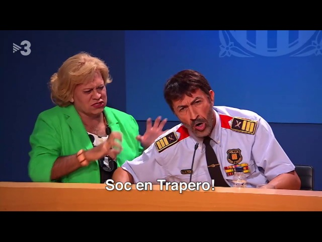 Polònia - Sóc en Trapero, el musical del major dels Mossos