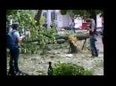 18 Луганск обстрел истребителем обладминистрации 02 06 2014 18
