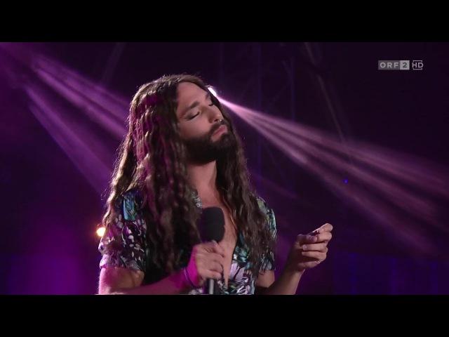 Conchita Wurst, Starnacht aus der Wachau, ORF2, 09.09.2017