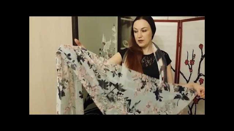 Шарфик Мартина, шарфик Энни, черное платье с кружевом