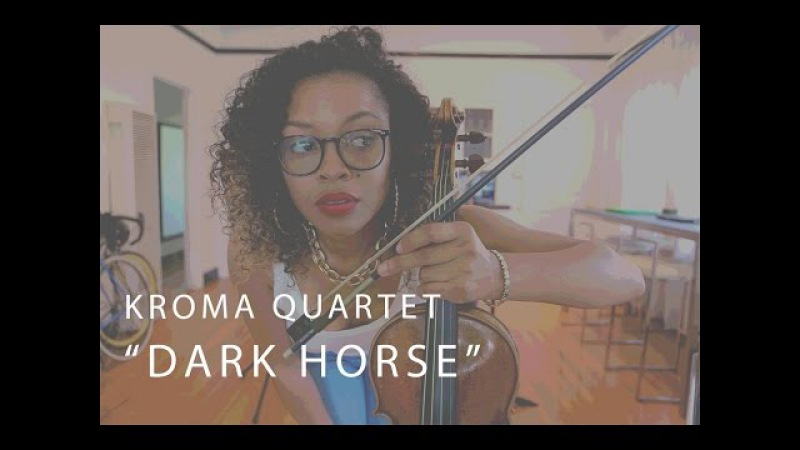 ALL GIRL STRING QUARTET Covers Dark Horse Katy Perry - KROMA Quartet