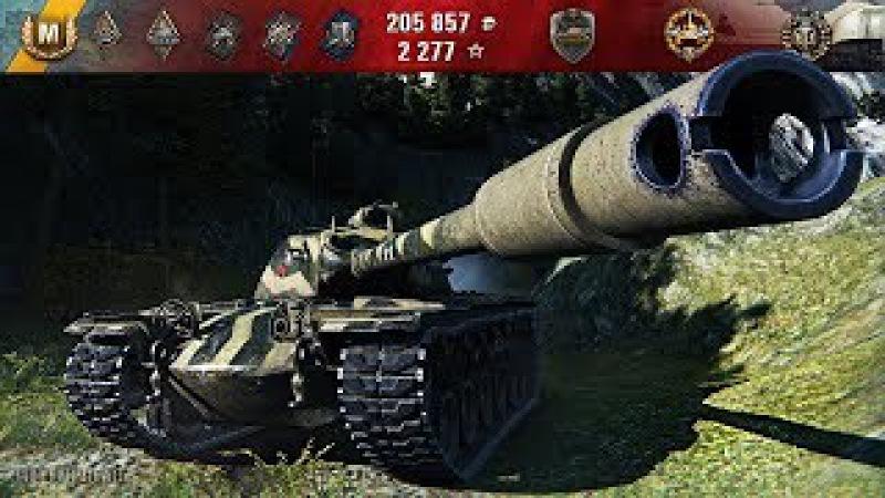 Как играет САМЫЙ КРУТОЙ ТВИНК на T110E5 🌟🌟🌟 11000 dmg World of Tanks максимальный урон Т110Е5
