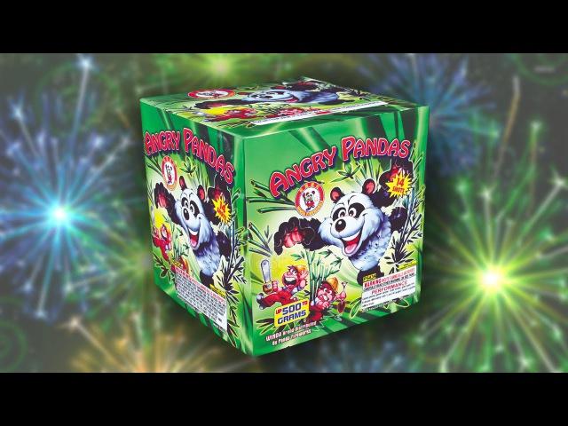 Winda Fireworks - Angry Pandas