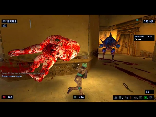 Serious sam HD: Ultimate - Thebes - karnak