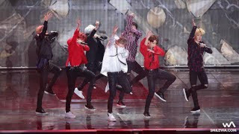 170929 방탄소년단 (BTS) 'MIC Drop' 4K 직캠 @창원 케이팝 월드 페스티벌 4K Fancam by -wA-