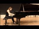 Daria Goremykina - F. Liszt Grande etude de Paganini No.6 (Theme and variations) a minor