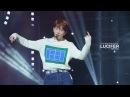 151125 MBN Hero Concert Lucifer ONEW focus